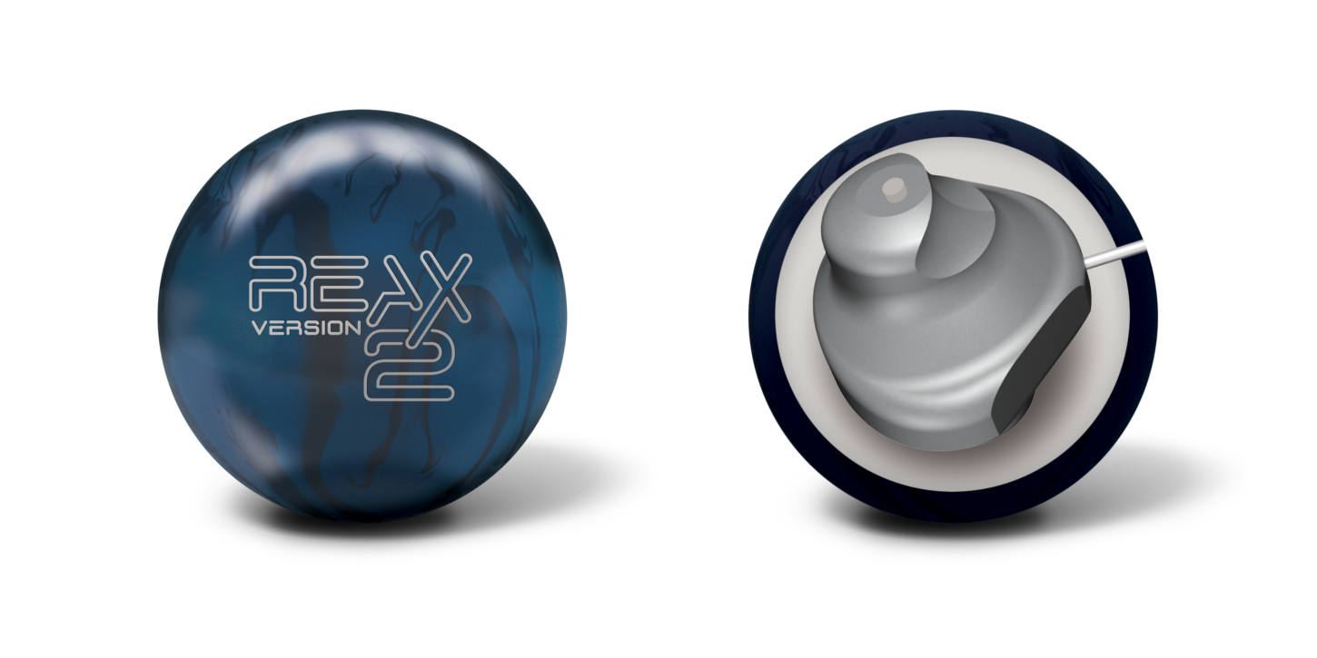 Radical reax version bowling ball review this