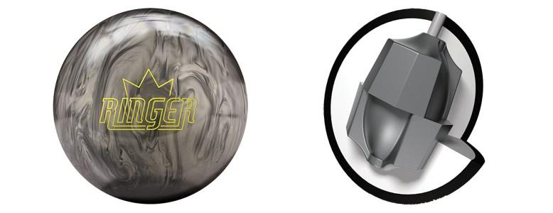Brunswick Ringer Platinum Pearl