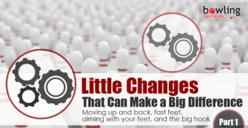 Little Changes That Can Make a Big Difference - Part 1