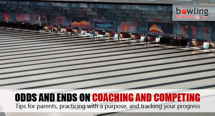 Odds and Ends on Coaching and Competing