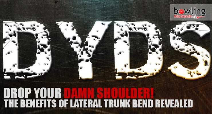 Drop Your Damn Shoulder!