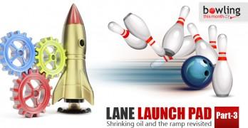 Lane Launch Pad - Part 3