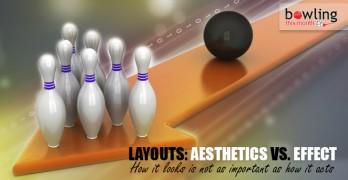 Layouts: Aesthetics vs. Effect