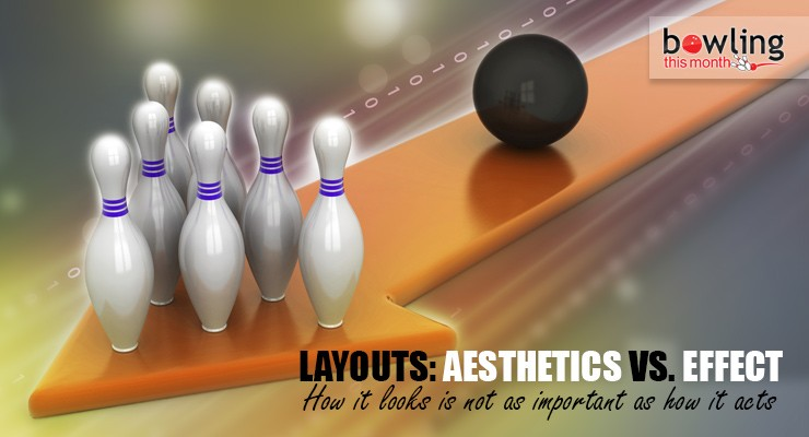 Layouts: Aesthetics vs. Effect