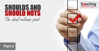 Shoulds and Should Nots - Part 3