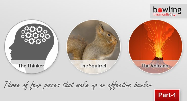 The Thinker  The Squirrel  And The Volcano
