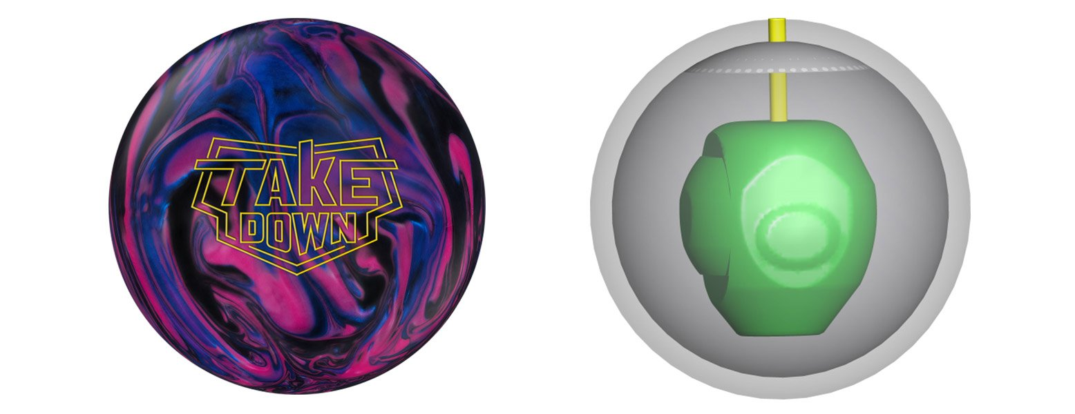 Columbia 300 take down bowling ball review bowling this month