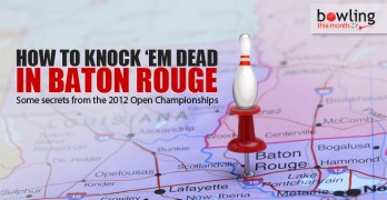 How To Knock 'Em Dead in Baton Rouge