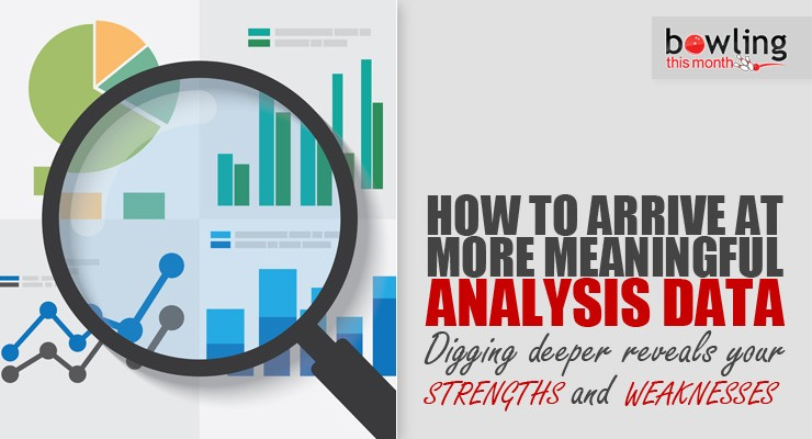 How to Arrive at More Meaningful Analysis Data