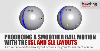 Producing a Smoother Ball Motion with the LSL and SLL Layouts