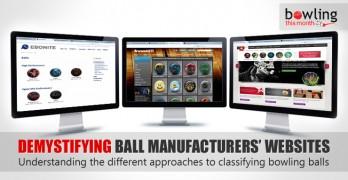 Demystifying Ball Manufacturers' Websites