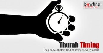 Thumb Timing