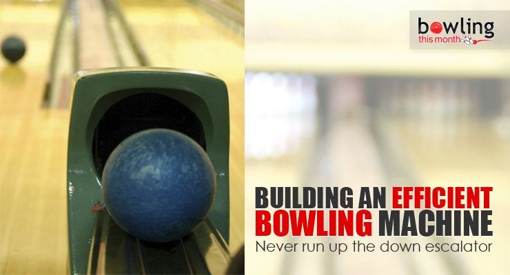 Building an Efficient Bowling Machine