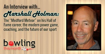 An Interview with Marshall Holman