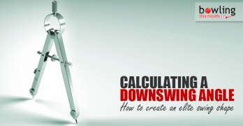 Calculating a Downswing Angle