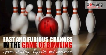 Fast and Furious Changes in the Game of Bowling