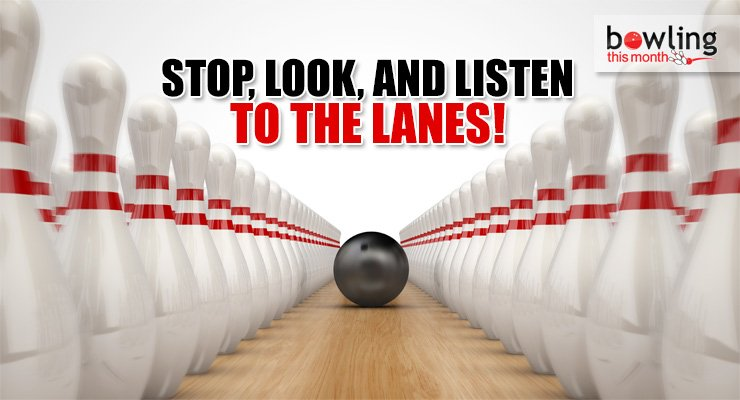 Stop, Look, and Listen to the Lanes