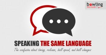 Speaking the Same Language