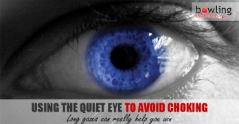 Using the Quiet Eye to Avoid Choking