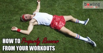 How To Properly Recover From Your Workouts