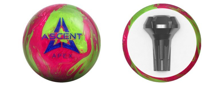 Motiv Ascent Apex Pink/Green