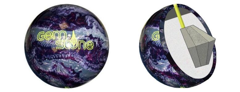 Lane #1 Gemstone Silver/Garnet