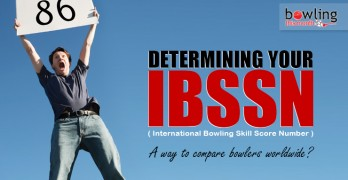 Determining Your IBSSN (International Bowling Skill Score Number)