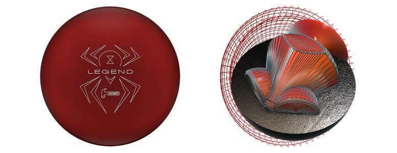 Hammer Black Widow Red Legend Solid