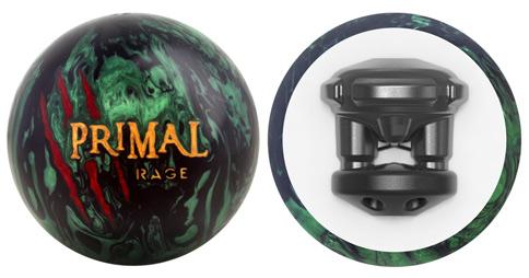 Motiv Primal Rage Remix Bowling Ball Review - Bowling This ...