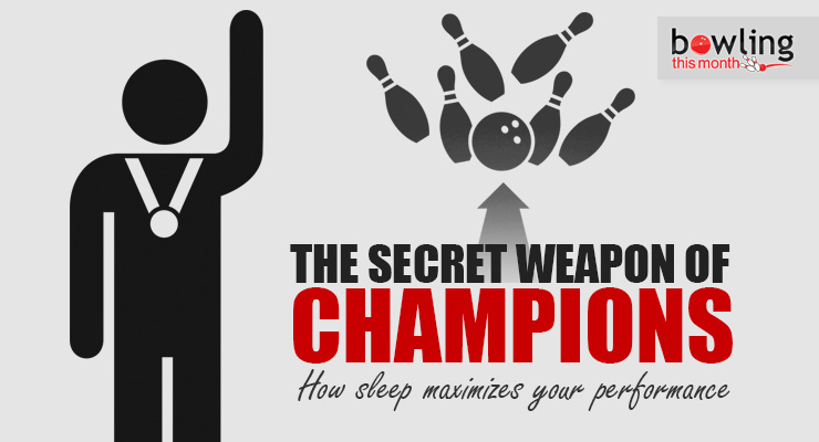 The Secret Weapon of Champions