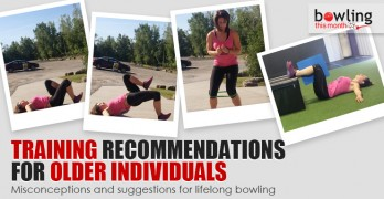 Training Recommendations for Older Individuals