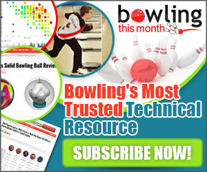 Subscribe Now to Bowling This Month!