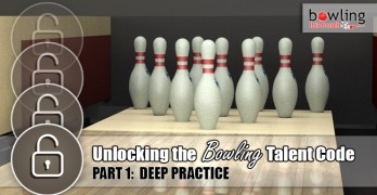 Unlocking the Bowling Talent Code - Part 1