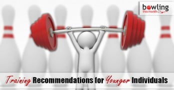 Training Recommendations for Younger Individuals