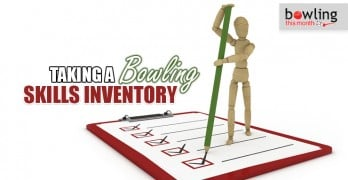 Taking a Bowling Skills Inventory