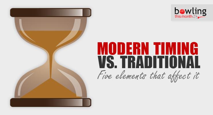 Modern Timing vs. Traditional