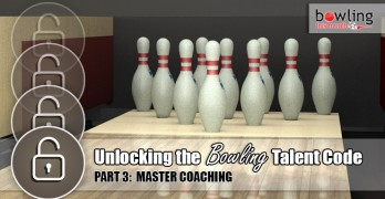 Unlocking the Bowling Talent Code - Part 3