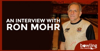 An Interview with Ron Mohr