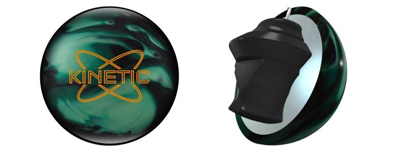 Track Kinetic Emerald