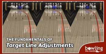 The Fundamentals of Target Line Adjustments