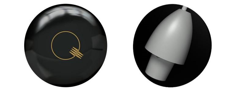 Brunswick Quantum Classic Black