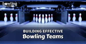 Building Effective Bowling Teams