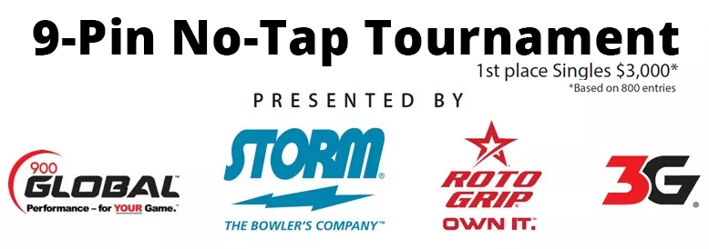 9-Pin No-Tap Tournament - 2018