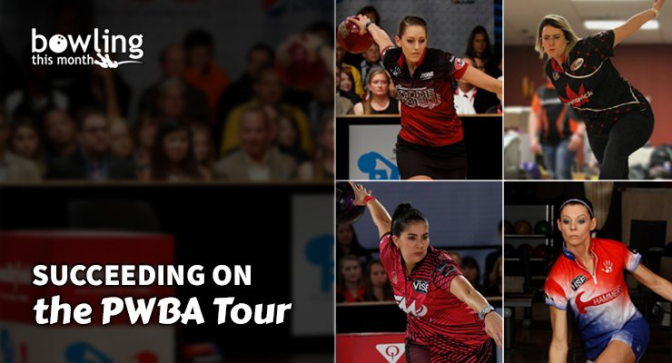 Succeeding on the PWBA Tour