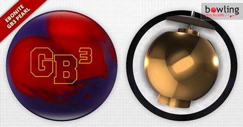 Ebonite Gamebreaker 3 Hybrid Black//Blue Bowling Ball BRAND NEW 16lbs