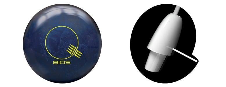 Brunswick Quantum Bias Pearl