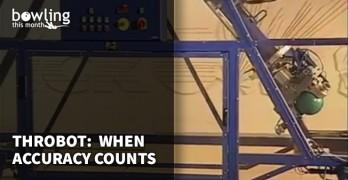 ThroBot: When Accuracy Counts