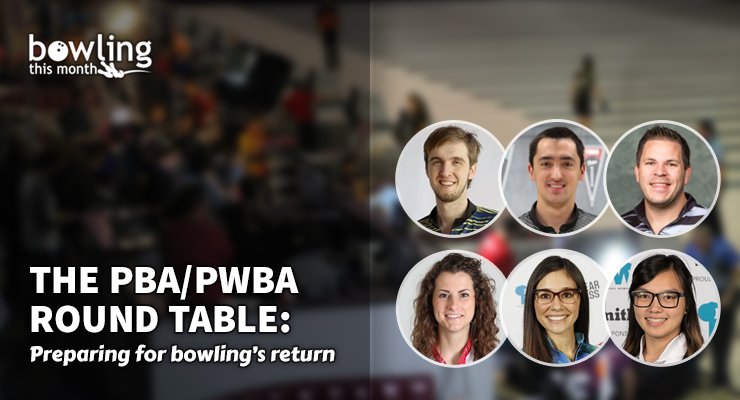 The PBA/PWBA Round Table: Preparing for Bowling's Return
