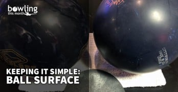 Keeping it Simple Ball Surface Header