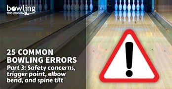 25 Common Bowling Errors - Part 3